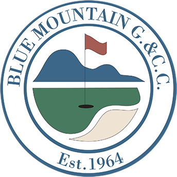 Blue Mountain Golf & Country Club Logo